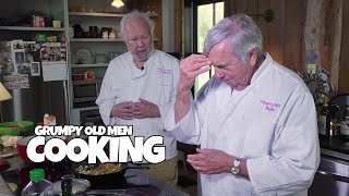 Grumpy Old Men Cooking: Cajun Cuisine