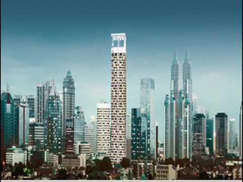 Great World ✔ Jakarta tallest buildings projects 2016