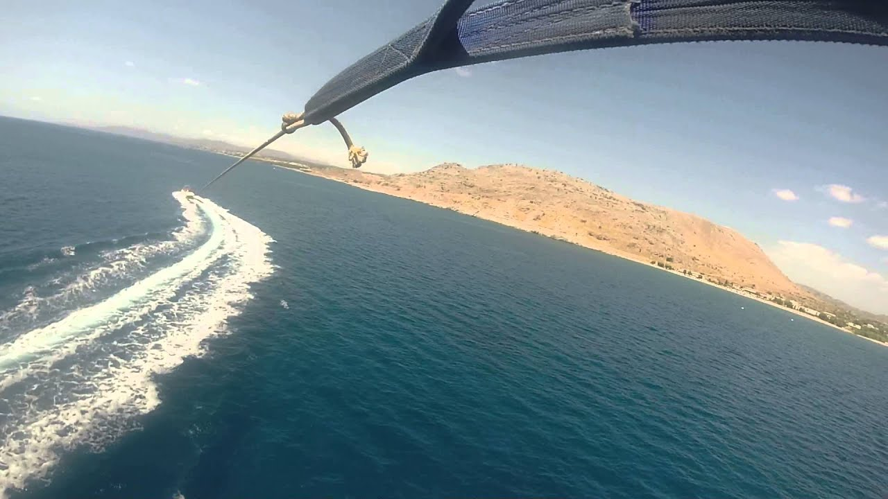 parachutisme rhodes