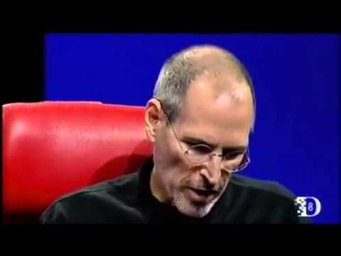 Steve Jobs - Organizational Structure