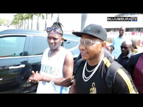 T MAX Nakuja BURUNDI kufanya COLLABO na BIG FIZZO