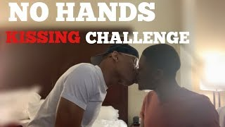 NO HANDS KISSING CHALLENGE | EXPLICIT CONTENT |