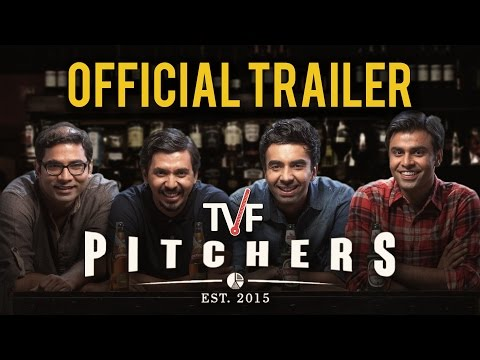 TVF Pitchers Season 01 - Official Trailer | Full Season now streaming on TVFPlay (App/Website)