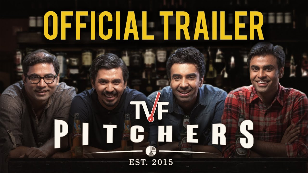TVF Pitchers Season 01 - Official Trailer | Full Season now ...