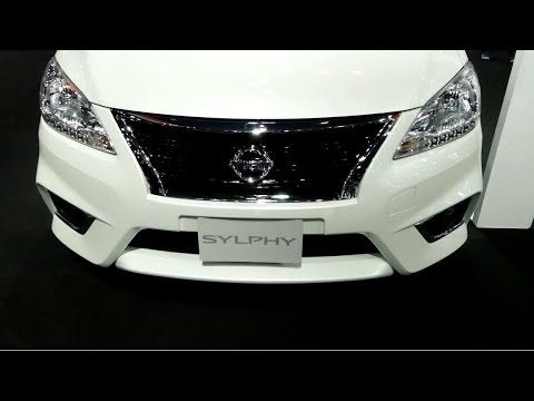 2018 Nissan Sylphy 1 8l Exterior Interior