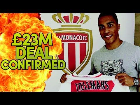 OFFICIAL: Monaco Sign Belgium Wonderkid Youri Tielemans! | Transfer Talk