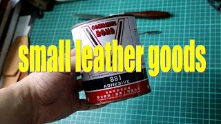 what glue do i use for leather
