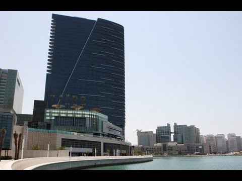 Al Maryah Island is designated as the new Central Business District of Abu Dhabi.