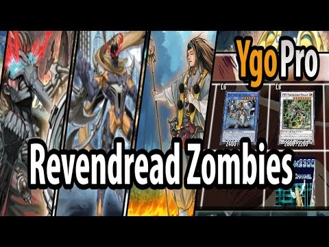 Vendread Zombies (YgoPro) - Ritual Zombies are LIT! Enter