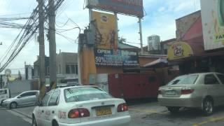 Jupiter Street Bel-Air Village Makati Metro Manila Restaurant Row by HourPhilippines.com