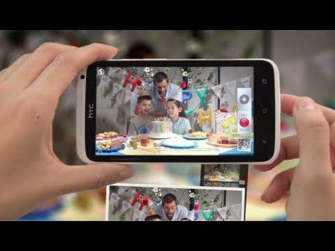 HTC Desire X - Taking photos while shooting video