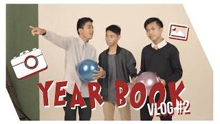 BUKU TAHUNAN SEKOLAH // Year Book - VLOG #2