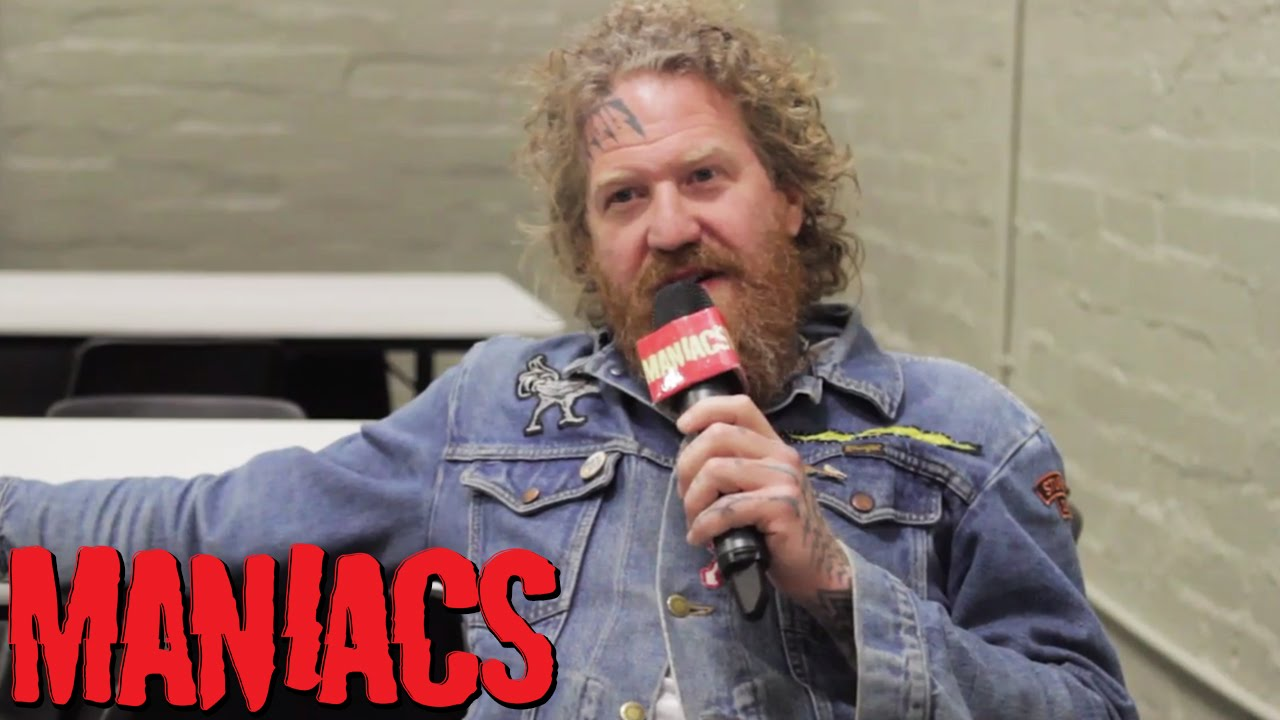 Mastodons Brent Hinds Talks Game Of Thrones Cameo YouTube