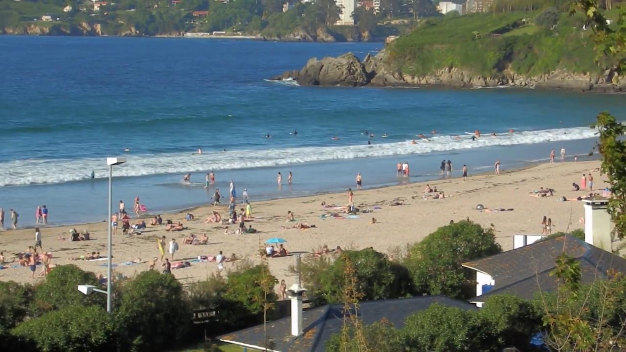 Comentarios a las playas de A Coruña