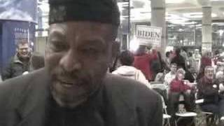 Iowa Caucus Voter - Hilton Bostic