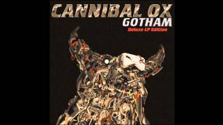 "Cannibal Ox - ""Blood Sport"" (feat. Karniege of Mighty Joseph) [Official Audio]"