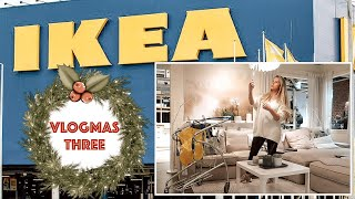 COME SHOPPING TO IKEA WITH ME *NEW IN CHRISTMAS* DECEMBER 2019 | Freya Farrington