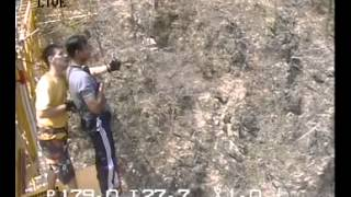 Bungee Jumping : Ravindra Kumar IAS