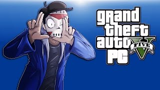 GTA 5 PC Online Funny Moments - Action Replay, Epic Chase, Slow Motion, Military Base!