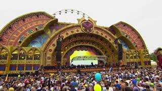 "In Memory of Robert Miles ""Children"" tribute by Tomorrowland Live Orchestra"