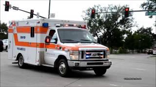 Ambulance 23 Denver Paramedics [Manual siren + Hi-Lo]