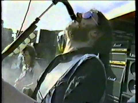 Motörhead  Iron Fist live 1984