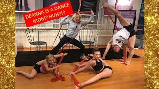 Deanna is a Dance Mom?!?! | tarte talk