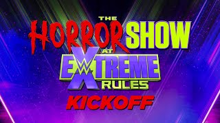 The Horror Show at WWE Extreme Rules Kickoff: July 19, 2020