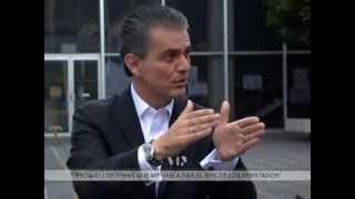 Entrevista con Roberto Mourey en Galería VIP