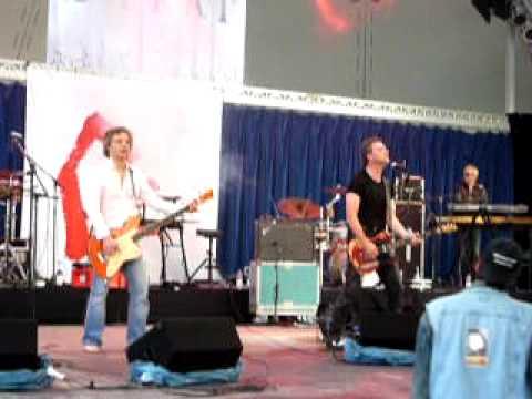 Rockhaus Live In Warnemünde 24072009 Mich Zu Lieben Youtube