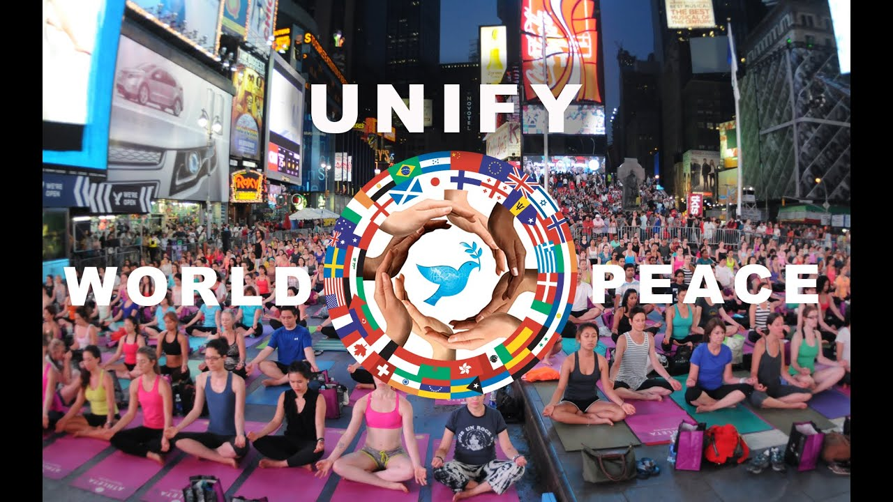 How do we unify our world?