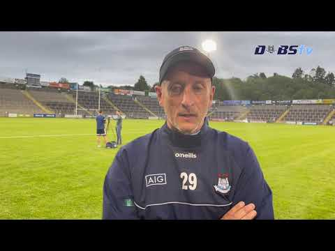 Mick Galvin speaks to DubsTV following victory over Donegal