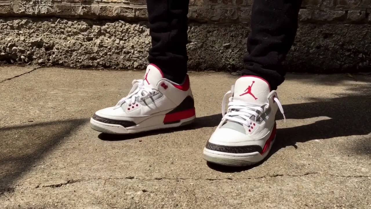 buy popular 24fe4 60208 canada jordan 3 fire red oreo 5 265a0 8543c