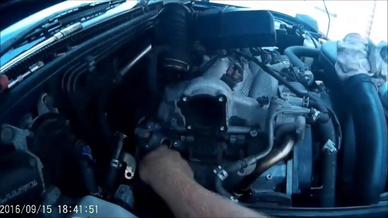 Mitsubishi Shogun 3500 V6 Gdi Youtube Engine Diagram