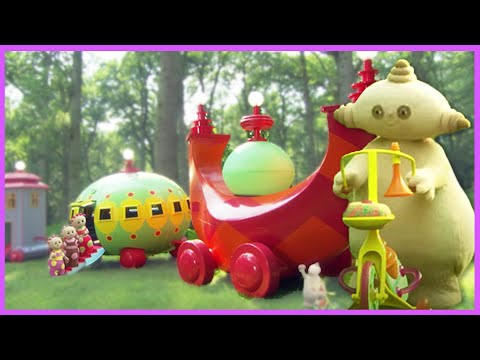 In The Night Garden - All Aboard The NN - Mind The HaaHoos | Full Episode