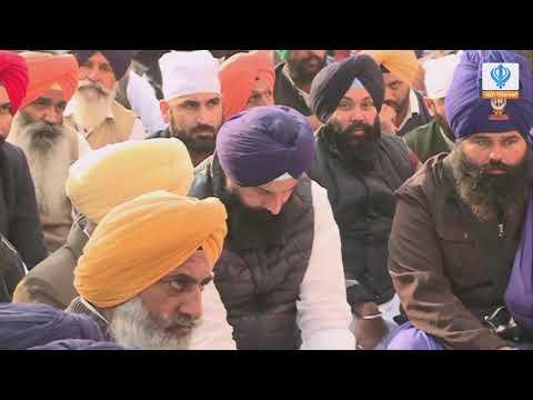 Sikh Channel Exclusive: SAD (Badal) Leaders - Seek Forgiveness at Sri Akal Takht Sahib - 08/12/18