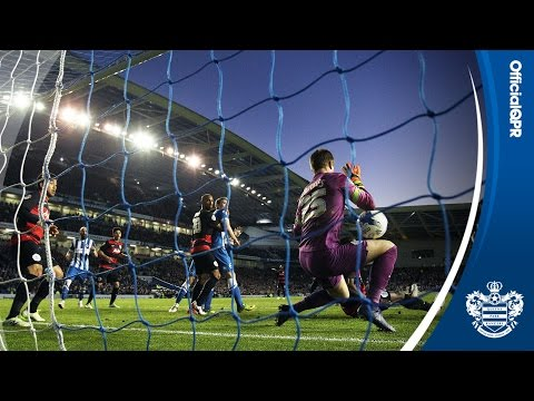 HIGHLIGHTS | BRIGHTON & HOVE ALBION 4, QPR 0 - 19/04/16
