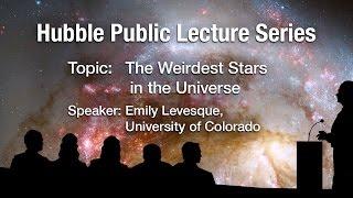 The Weirdest Stars in the Universe