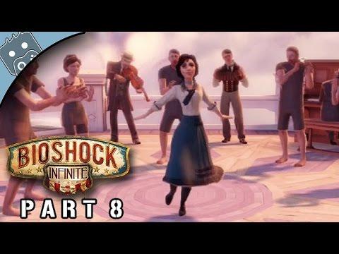 DANCING TO GLEE CLUB POLKA (Bioshock Infinite Part 8)