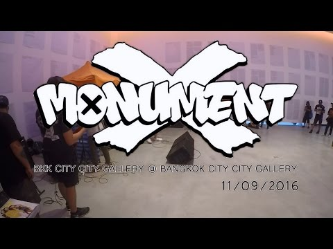 Monument X - BANGKOK CITY CITY GALLERY (FULL SET)