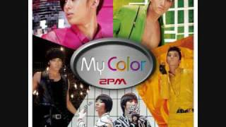 2PM - MY COLOR [DL MP3]