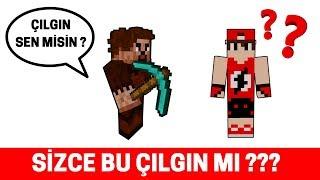 ZENGİN VS FAKİR #235 - Çılgın Yaşıyor mu? (Minecraft)