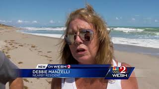 Key West-based boat washes ashore in Melbourne Beach days after Irma