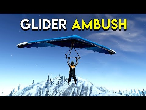 GLIDER AMBUSH! - Ring of Elysium (RoE)