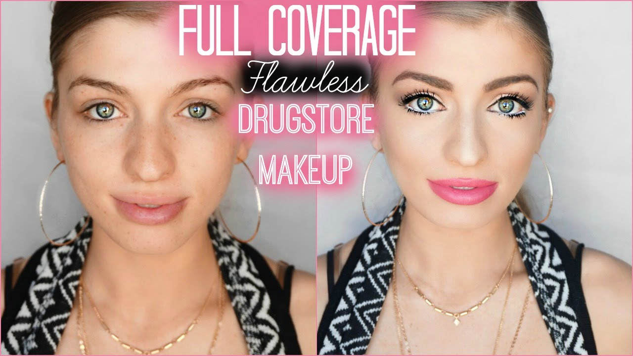 How to get flawless makeup coverage
