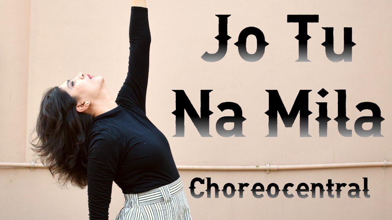 Jo Tu Na Mila - Asim Azhar | Contemporary Dance Choreography | Riya Midha | Dance Cover