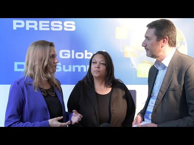 Anouk Vos at Global DIY Summit