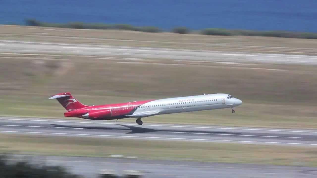 Resultado de imagen para aserca airlines MD-80