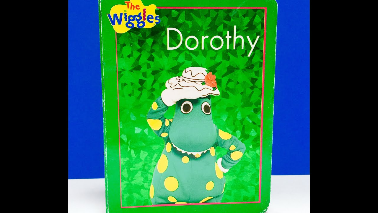 The Wiggles Dorothy Read A Long Book - YouTube Wiggles Dorothy The Dinosaur Dvd