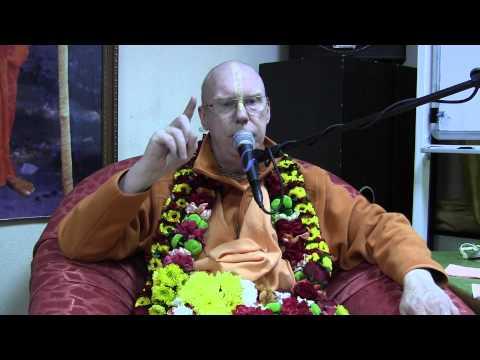 Чайтанья Чаритамрита Мадхья 11.28 - Бхакти Чайтанья Свами